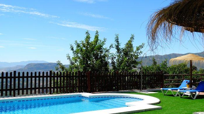 chaparro-vista de piscina
